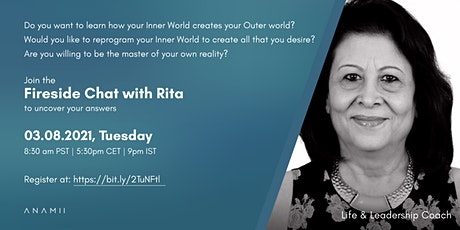 Fireside Chat with Rita tickets