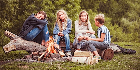 Go Wild woodland holiday session 11-14 years Brandy Hole Copse, Chichester tickets