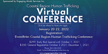 Coastal Region Human Trafficking Conference tickets