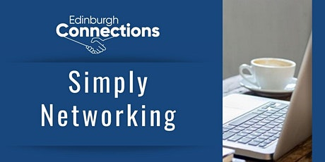 EC Simply Networking 13.10.21 tickets