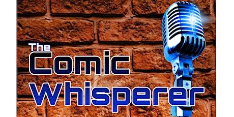 VIP 4 Pack | Palm Beach Improv | Comic Whisperer Comedy Graduation tickets