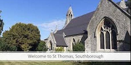 Sunday 10.30 am Eucharist 25th July tickets
