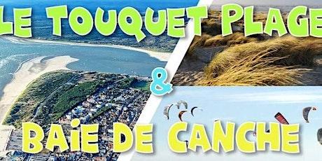 Le Touquet Plage & Baie de Canche - LONG DAY TRIP - 22 août billets