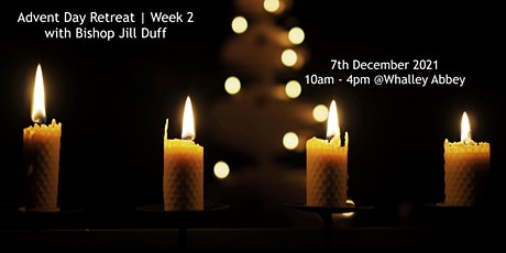 """""""Second week of Advent""""  Day Retreat with Bishop Jill Duff tickets"""