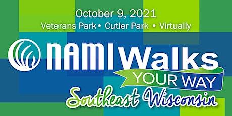 NAMIWalks Southeast WI: Fundraiser for Mental Health (Milwaukee Option) tickets
