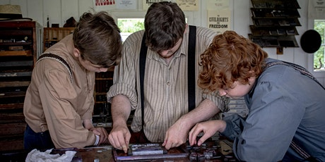 Kings Landing Day Camps: Trades & Time Travel tickets
