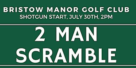 Bristow Manor Golf Club - 2 person scramble tickets