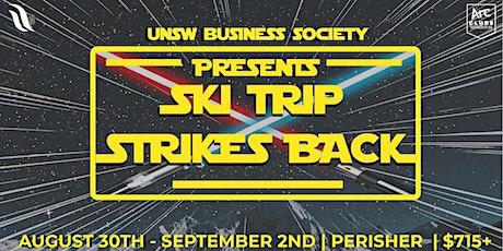 UNSW Business Society Presents: Ski Trip Strikes Back 2021 tickets