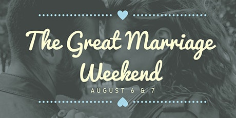 The Great Marriage Weekend tickets