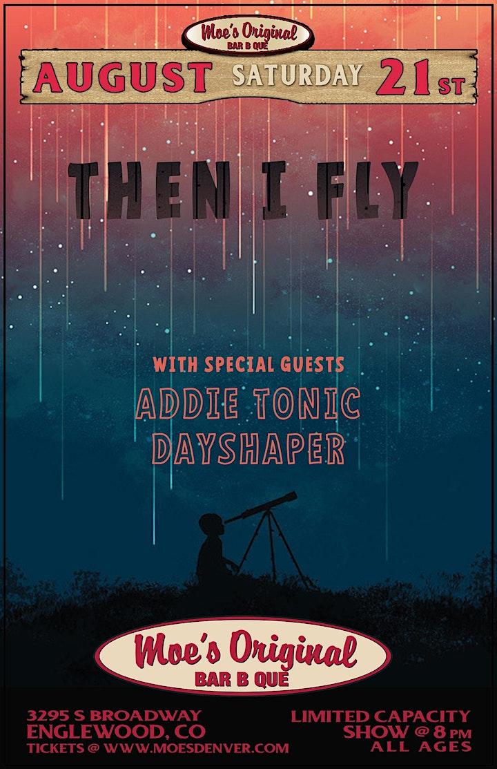 Then I Fly w/ Addie Tonic + Dayshaper image