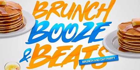 BRUNCH BOOZE & BEATS  CRUISE  PARTY CRUISE tickets