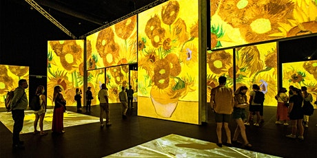 Van Gogh Alive Charity Evening tickets