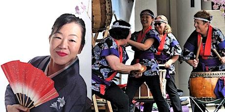 Japan Arts Day: Kuniko Yamamoto + Taiko with Toni & Lance tickets