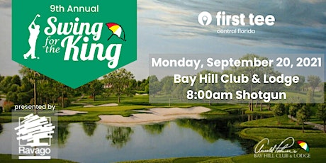 9th Annual Swing for the King presented by Ravago tickets