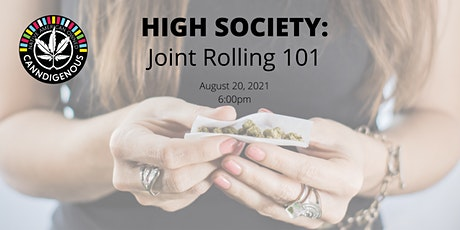 CBD Joint Rolling 101 tickets