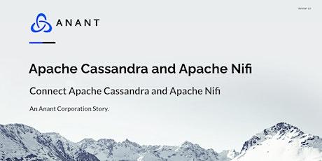 Apache Cassandra Lunch #60: Apache Cassandra and Apache Nifi ingressos