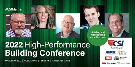 2022 High-Performance Building Conference tickets