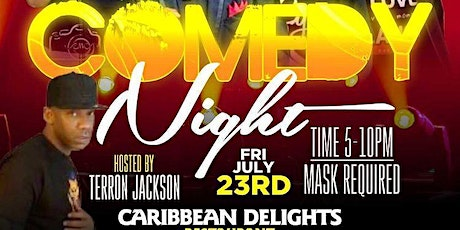 Comedy Night by Caribbean delights tickets