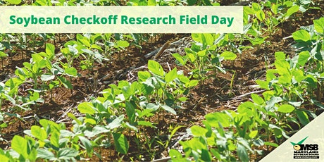 Soybean Checkoff Research Field Day tickets