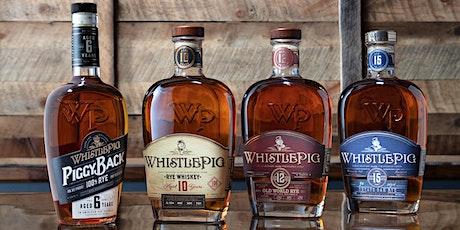 WhistlePig Whiskey Dinner - San Diego boletos