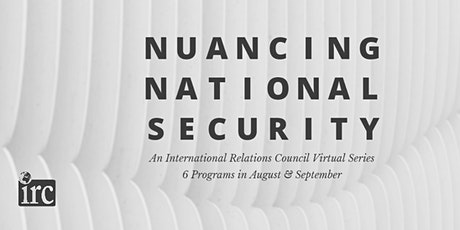 Nuancing National Security: The 21st Century Military tickets