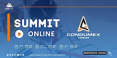 Summit Online | CONDUMEX tickets