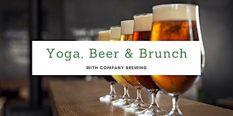 Yoga & Beer w/ Company Brewing tickets