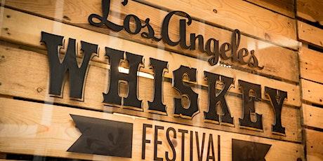Los Angeles Magazine's Whiskey Festival 2021 tickets