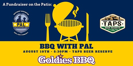 BBQ with PAL tickets