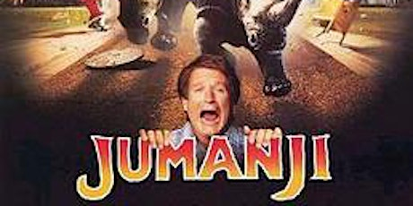 Dinner and a Movie Featuring Jumanji tickets