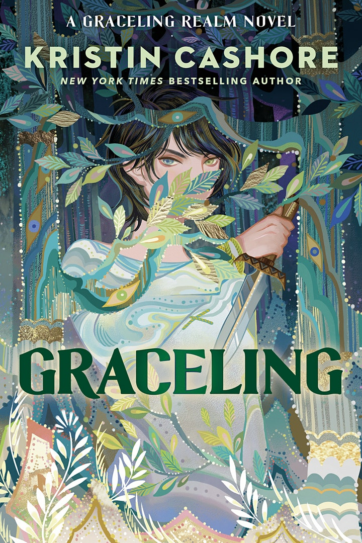 Virtual YA for Adults Book Club - Graceling image