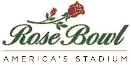 Rose Bowl Stadium Tour - October 29, 10:30AM & 12:30PM tickets