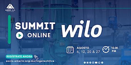 Summit Online | Wilo tickets