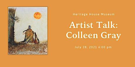 Artist Showcase : Colleen Gray tickets