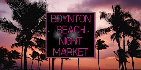 Boynton Beach Night Market tickets
