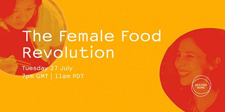 The Female Food Revolution tickets