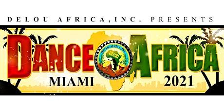 DanceAfrica Miami 2021 tickets