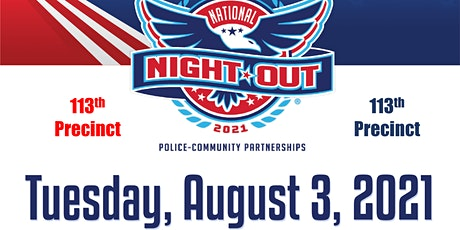 113th Precinct National Night Out tickets