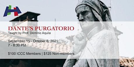 Dante's Purgatorio tickets
