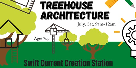 Treehouse Architecture 101 tickets