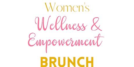 Wellness & Empowerment Brunch tickets