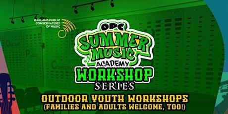 Summer Music Academy Workshop Series tickets