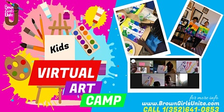 Art Girl Summer Camp tickets