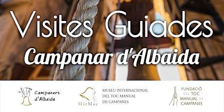 Visita Guiada al Campanar d'Albaida entradas