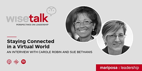 WiseTalk: Staying Connected in a Virtual World tickets