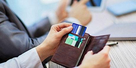 Curso de Estratégias para Análise e Concessão de Crédito – Online ingressos