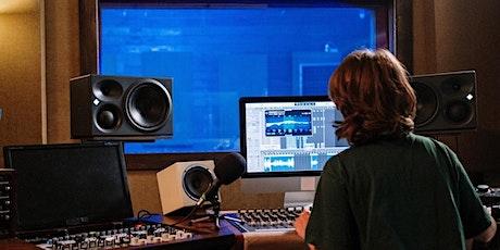 Musik produzieren mit Logic Pro X (für Anfänger) Tickets