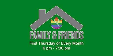 Family & Friends presents an LGBTQ+ civil rights movement talk tickets