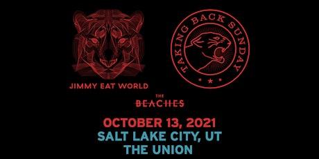 Jimmy Eat World & Taking Back Sunday tickets