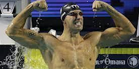 Olympian Matt Grevers OR Swim Camp, Sat Aug 21, 11am-2pm, Ages 8-12, $80 tickets